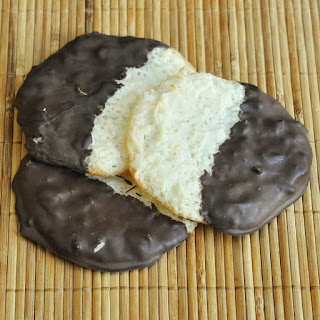 Auntie Crae's Chocolate Macaroons.
