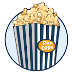 PopCorn Bag Icon