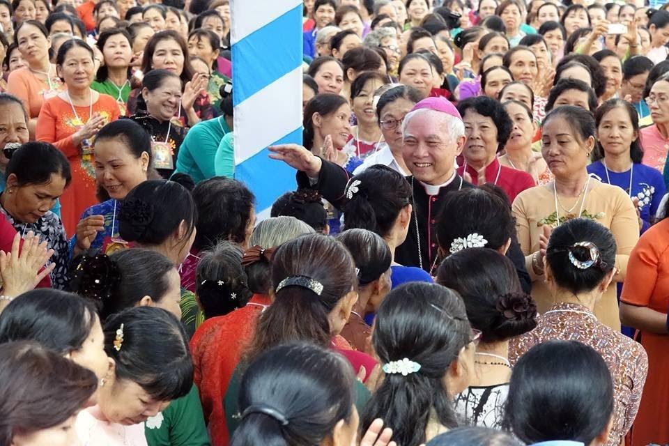 Ngày của Mẹ (Mother's day) tại TGM Xuân Lộc: Trái Tim Mẹ - Nơi Gìn Giữ Tình Yêu