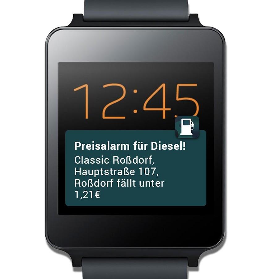 TankenApp von T-Online.de- screenshot