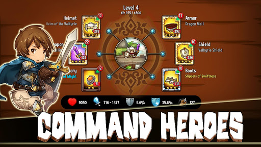Crazy Defense Heroes: Tower Defense Strategy TD 1.9.9 screenshots 6