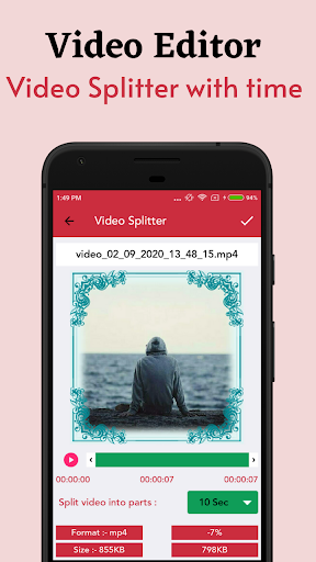 Video editor - Photo, Video maker with music cheat hacks
