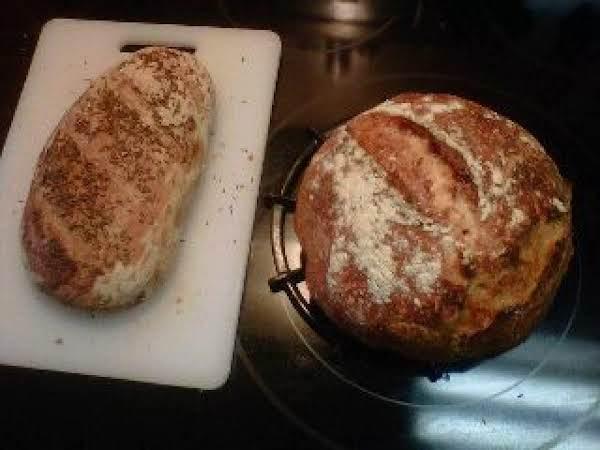 Deli-style Rye And No-knead Bread!