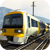 Euro Train Simulator Rail Driving 3D