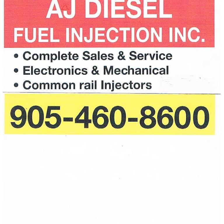 AJ DIESEL FUEL INJECTION INC  - Diesel Injectors Repair Service in