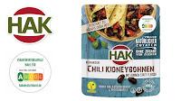 Angebot für HAK Fertiggerichte Chili-Kidneybohnen im Supermarkt - Hak
