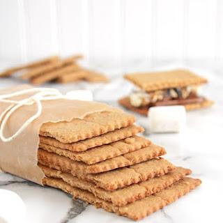 Homemade Graham Crackers.