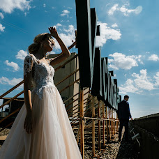 Wedding photographer Pavel Girin (pavelgirin). Photo of 11.09.2018