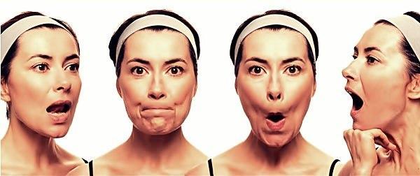 Фейсбилдинг до и после результаты фото – Гимнастика для лица (фейсбилдинг) • Отзывы, фото до и после — huarache-shop.ru