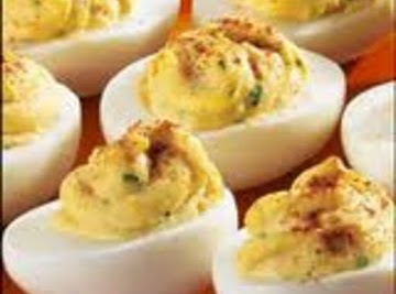 Special Deviled Eggs Recipe