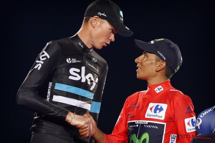"""Ploegleider van Pantani toen hij dubbel pakte: """"Combinatie Giro en Tour zou Quintana kunnen lukken"""""""