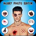 Fake Injury Photo Editor / Injury Photo Editor icon