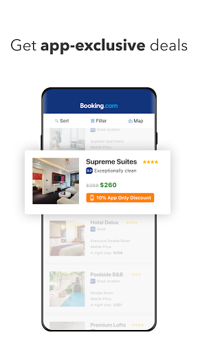 Booking.com: Hotels, Apartments & Accommodation 23.8 Screenshots 3