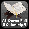 Al Quran Full 30 Juz Murottal icon