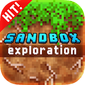 Sandbox Exploration 3D