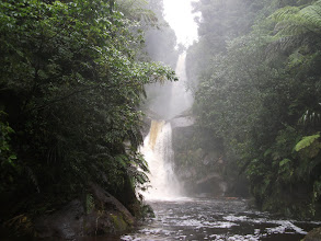 Photo: Ngatuhoa Falls a few days after heavy rain
