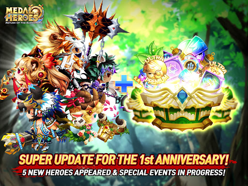 Medal Heroes : Return of the Summoners 2.4.0 9