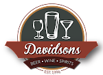 Logo for Davidson's Beer Wine and Spirits - Centennial