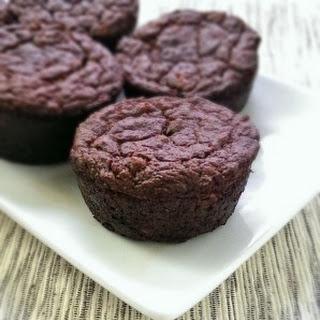 Chocolate Banana Quinoa Brownies
