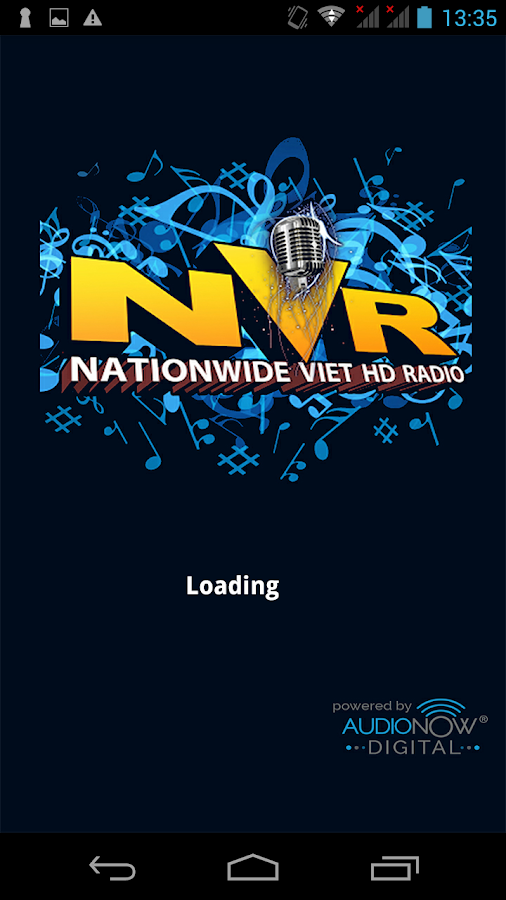 Nationwide Viet Radio VA- screenshot