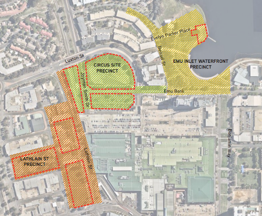 Belconnen Town Centre set for 1000 more dwellings but community input to guide development