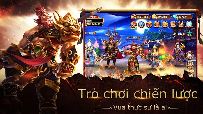 Hack Game Lords Wrath - Tam Quốc Tranh Bá