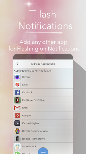 Ringing Flashlight 4.8.3 screenshots 5