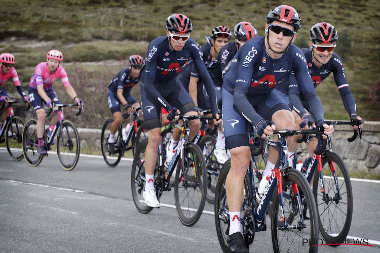 Ineos Froome Vuelta