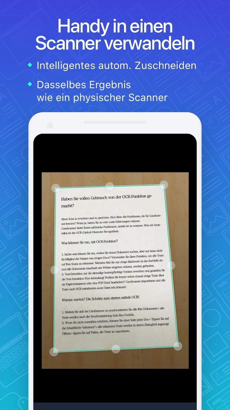 CamScanner Phone PDF Creator FULL v5.18.8.20200420 + License Key [Latest]