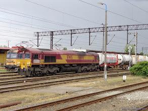 Photo: JT42CWR 66146 (DB Schenker Rail Polska) {Toruń Wschodni; 2014-05-13}