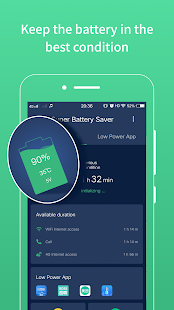 Battery Saver Master- Battery Protect&Optimize - náhled
