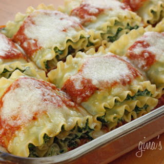 Spinach Lasagna Without Tomato Sauce Recipes