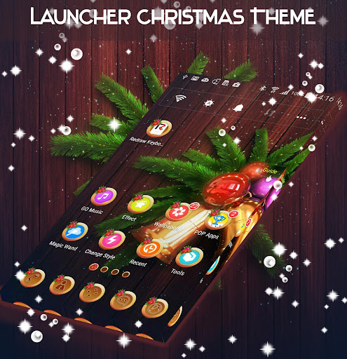 Launcher Christmas Theme 1.264.13.12 screenshots 3