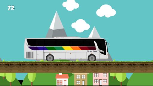 Sinar Jaya Bus Simulator for PC