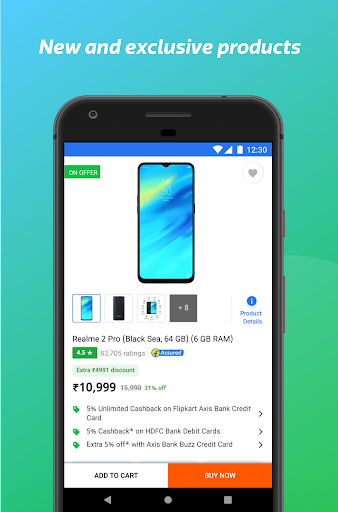 Flipkart Online Shopping App 7.10 screenshots 3