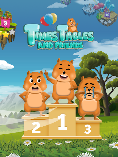 Times Tables & Friends: Free Multiplication Games apkpoly screenshots 18