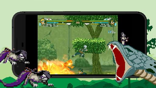 Ninja Return: Ultimate Skill APK MOD screenshots hack proof 1