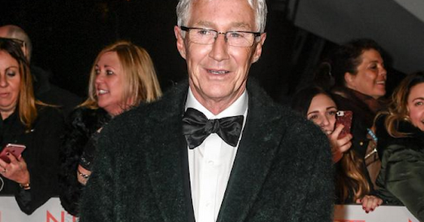 Paul O'Grady confronts man on flight