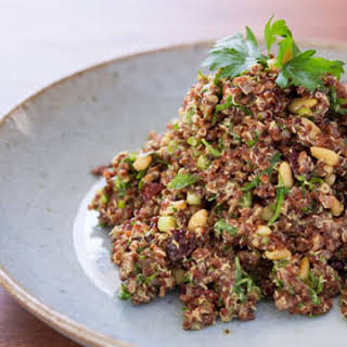 Curried Quinoa Salad.