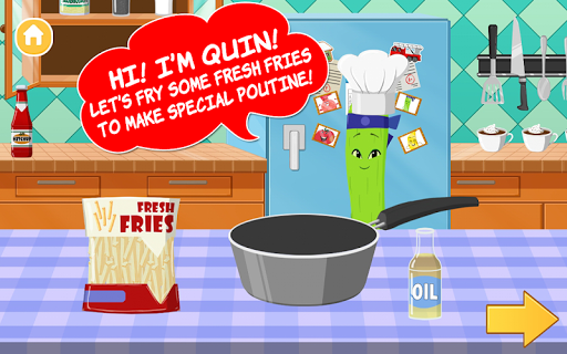 Lunch Time - Fruits vs Veggies  screenshots EasyGameCheats.pro 5