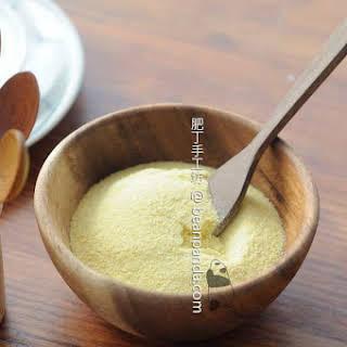 Mung Bean Flour Recipes.