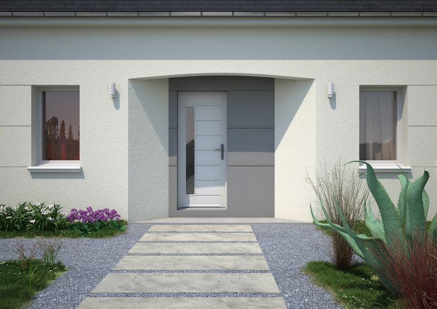 Vente maison 5 pièces 129 m² à Nouzilly (37380), 276 755 €