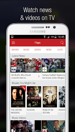 Flipps – Videos, News & Movies 5.9.9 screenshot 145207