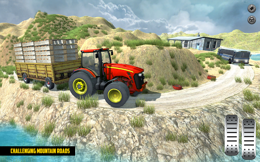 Tractor Trolley Driving Farming Simulator Games 1.0.8 screenshots 6