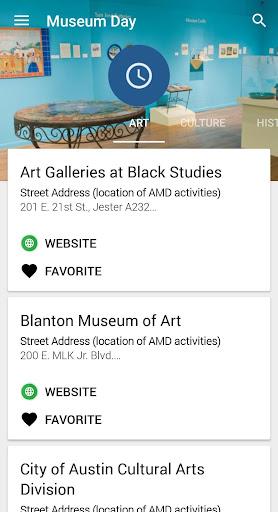 Austin Museum Partnership  screenshots 4