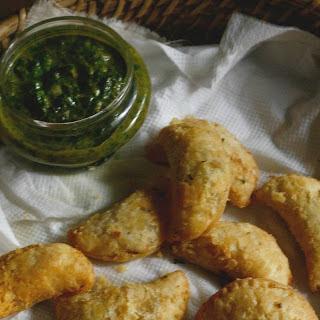 Caprese Empanada Recipe With Tomato Basil And Mozzarella