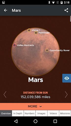 NASA App screenshot 7