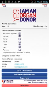 E-Donor Card App 2