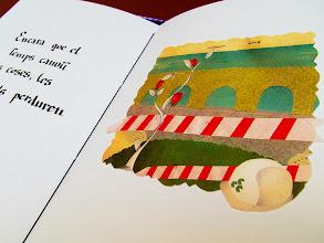 Photo: Llibre d'encàrrec dissenyat i enquadernat a mà per Ferran Cerdans Serra de Llibres Artesans Il·lustració d'Anna Terricabras