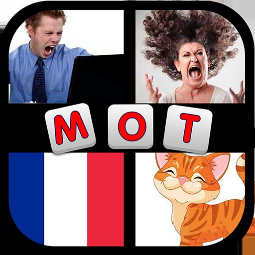 Jeu de mots en Français - 4 Images 1 Mot Icon